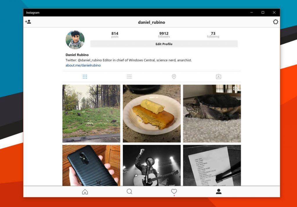 download instagram direct message for windows xp