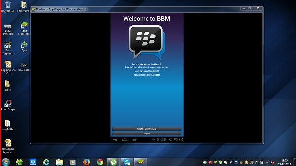 BBM for PC Windows XP/7/8/8 1/10 Free Download