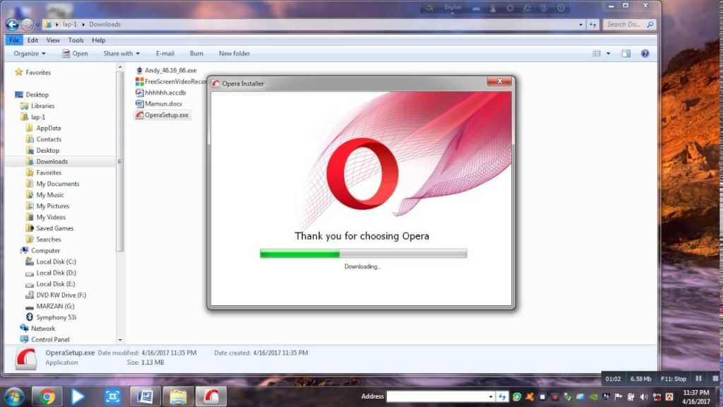 Opera Mini for PC Windows XP/7/8/8 1/10 Free Download