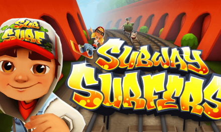Subway Surfers for PC Windows XP/7/8/8.1/10 Free Download