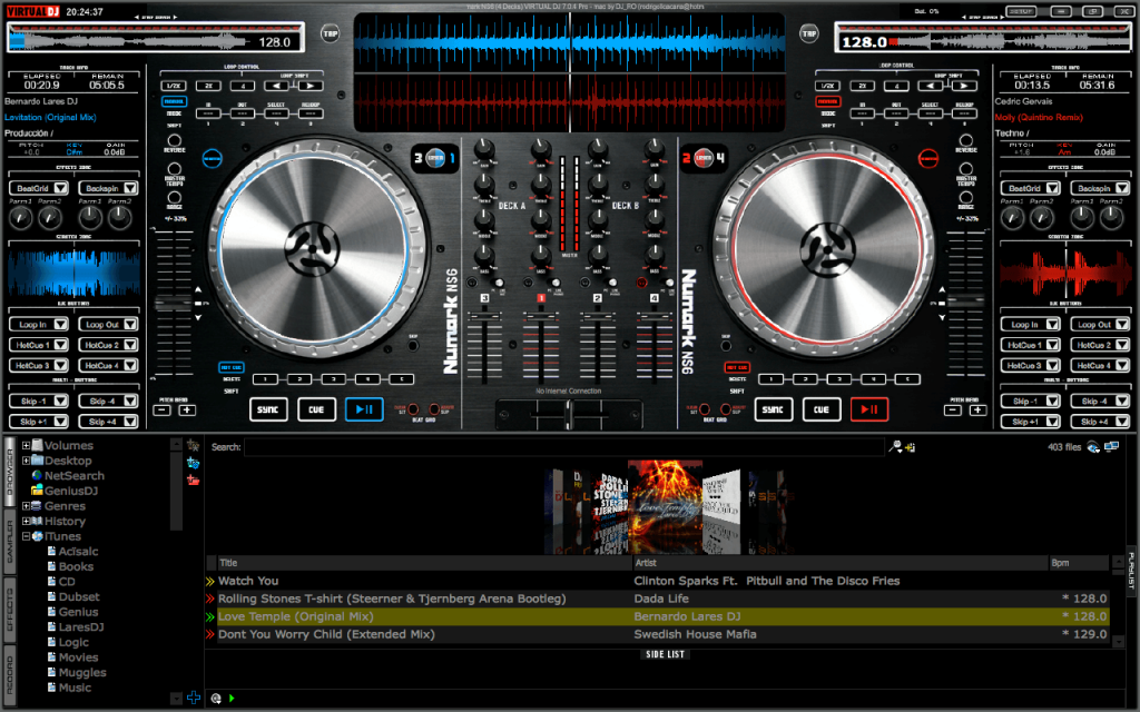 DJ Player for PC