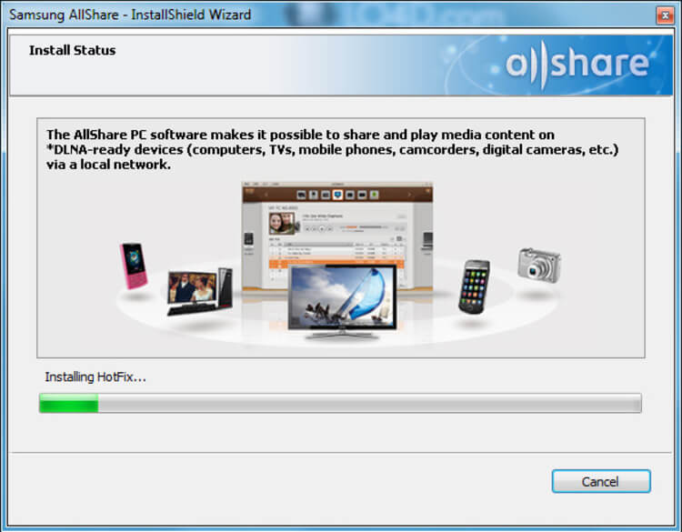 AllShare for PC Windows XP/7/8/8 1/10 Free Download - Play Store Tips
