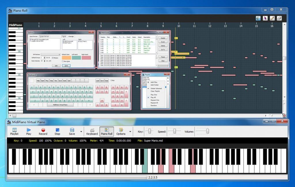 Piano for PC Windows XP/7/8/8 1/10 Free Download - Play