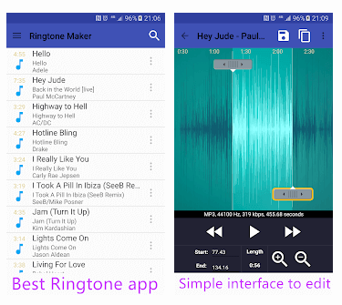 Ringtone Cutter for PC Windows XP/7/8/8 1/10 Free Download