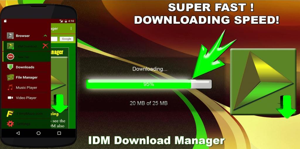 IDM for Mac