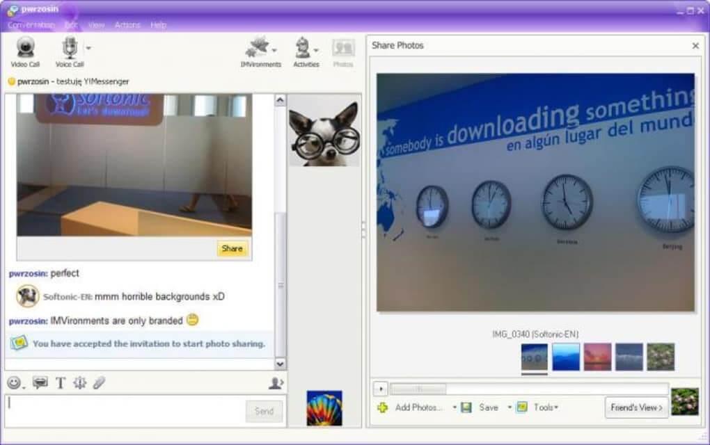 Yahoo Masenger For Pc Download Freesoftrareabcsoft