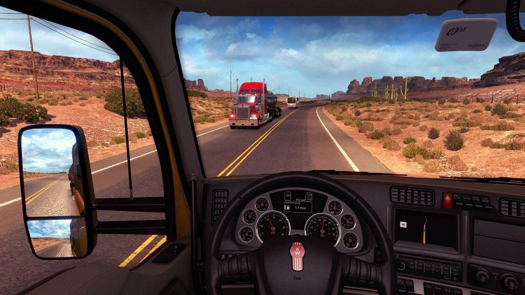 American Truck Simulator for PC