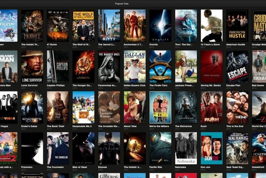 Popcorn Time for PC