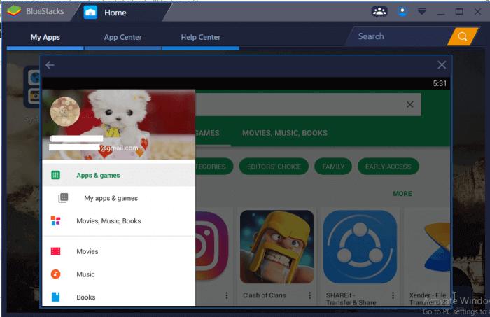 google play books for windows