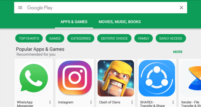 Google Play Store for Mac PC Free Download - Google Play for Mac