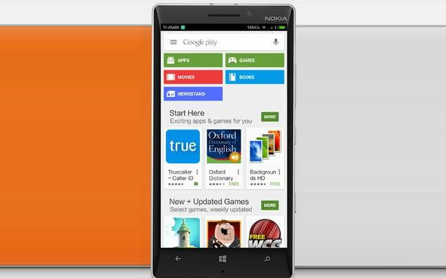 Google Play Store for Windows Phone Free Download - Play