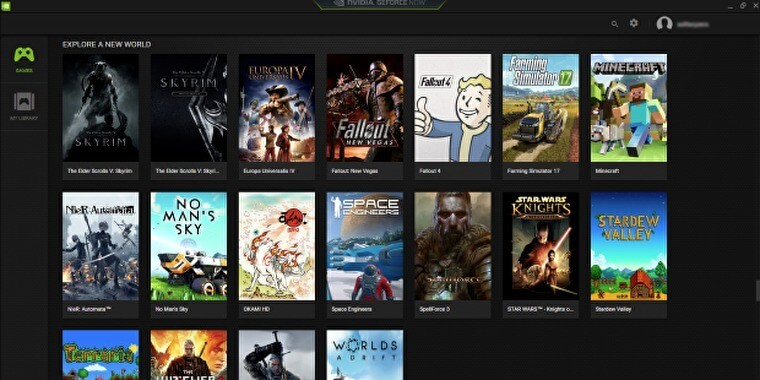 GeForce Now for PC