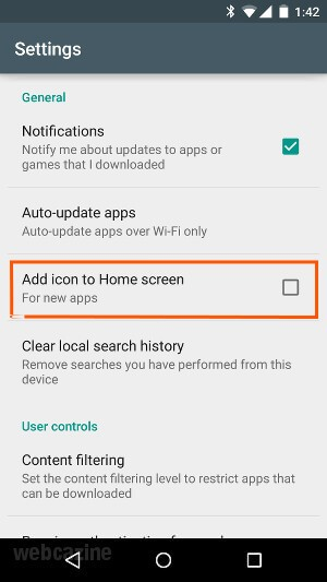 Play Store Tips