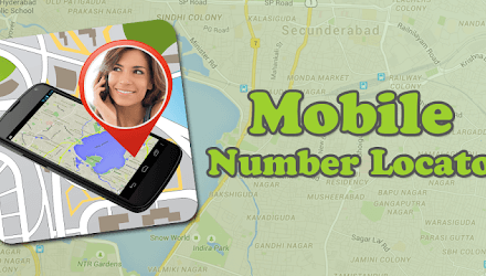 Mobile Number Tracker GPS App for Android Download