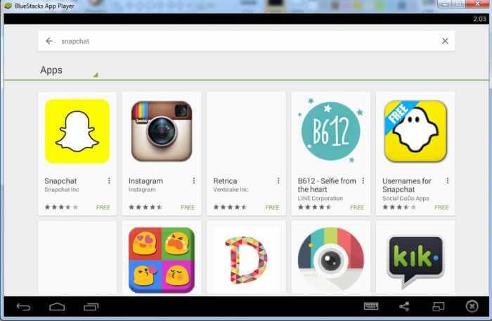 Snapchat for Mac Free Download | Mac Social Networking