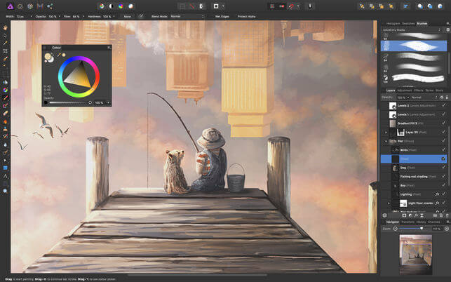Affinity Photo for Mac