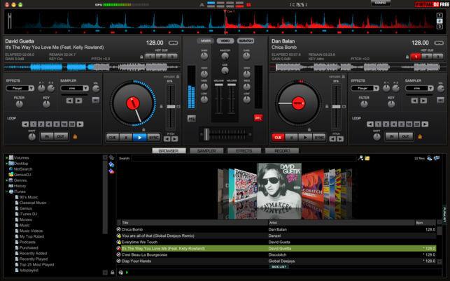 DJ Mixer for Mac