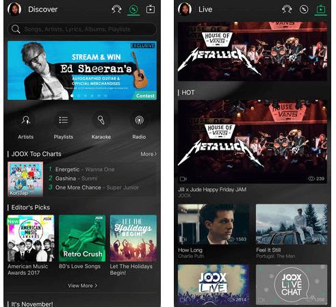 JOOX for Mac Free Download | Mac Music | JOOX Mac App Download