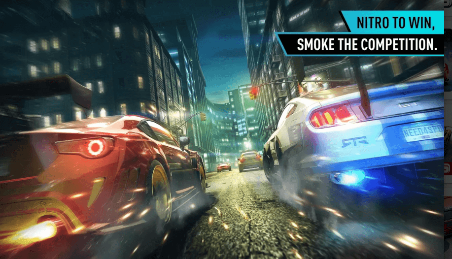 Need for Speed for Mac