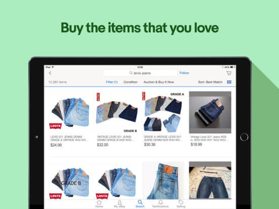 eBay App for Mac