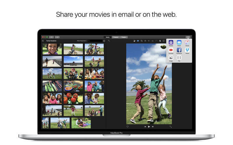 iMovie for Mac