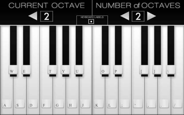 Piano for Mac