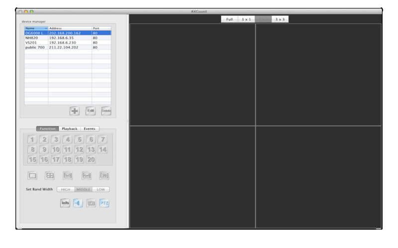 DVR Software for Mac