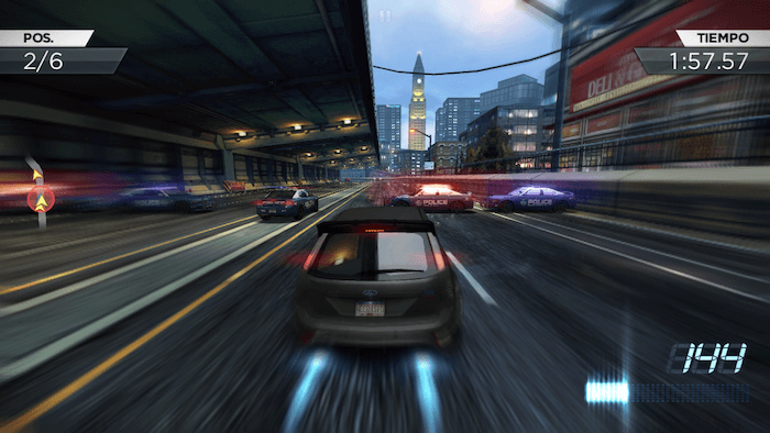 Need for Speed Most Wanted for Mac