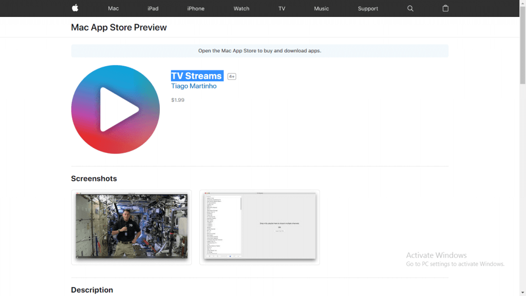 IPTV for Mac Free Download | Mac Entertainment | IPTV App