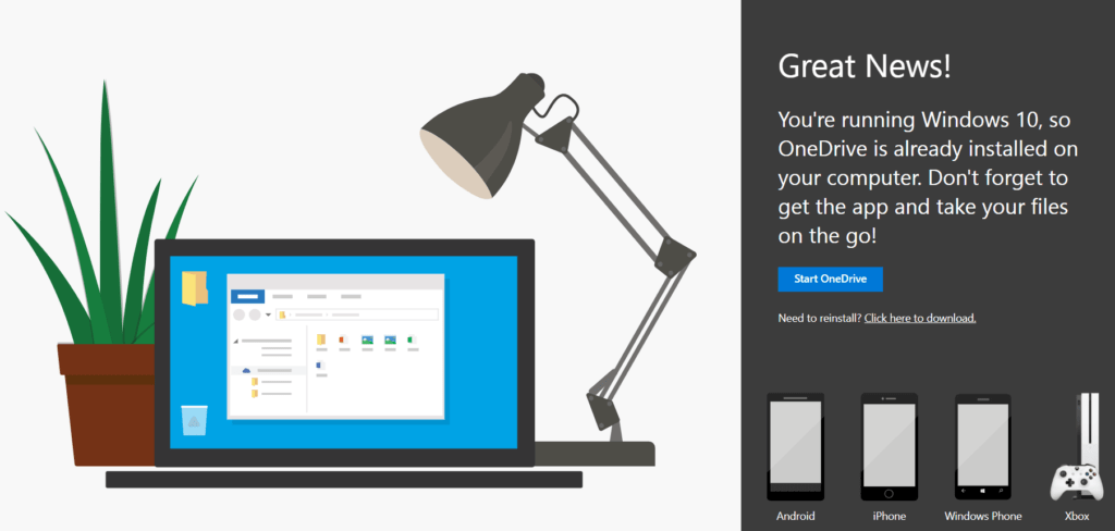 Microsoft OneDrive for Mac Free Download | Mac Productivity
