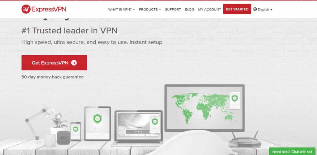 VPN Express for Mac