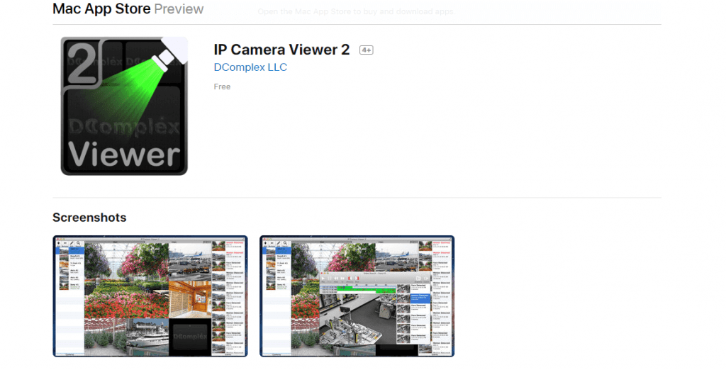 CCTV Viewer for Mac