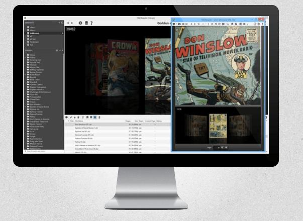 CBR Reader for Mac