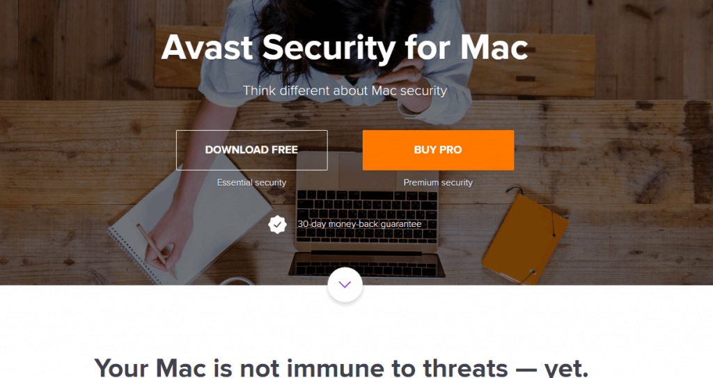 Avast for Mac