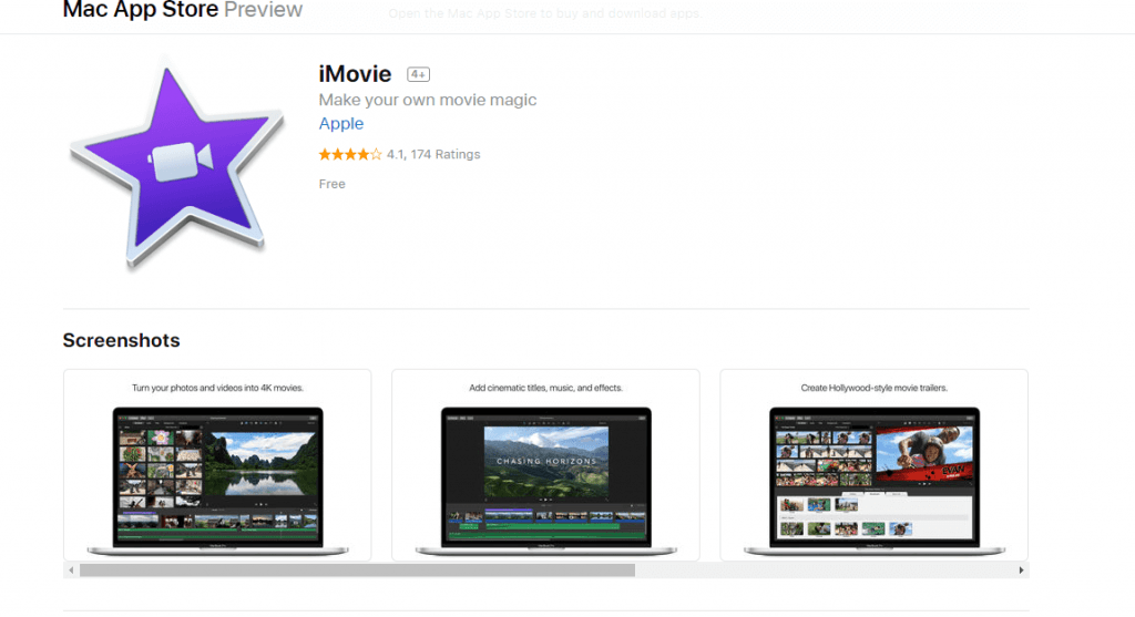 iMovie for Mac Free Download | Mac Multimedia - Play Store Tips