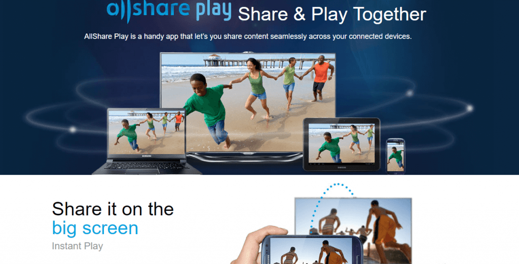 AllShare for Mac