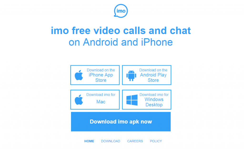 IMO for Mac Free Download | Mac Social Networking | IMO App