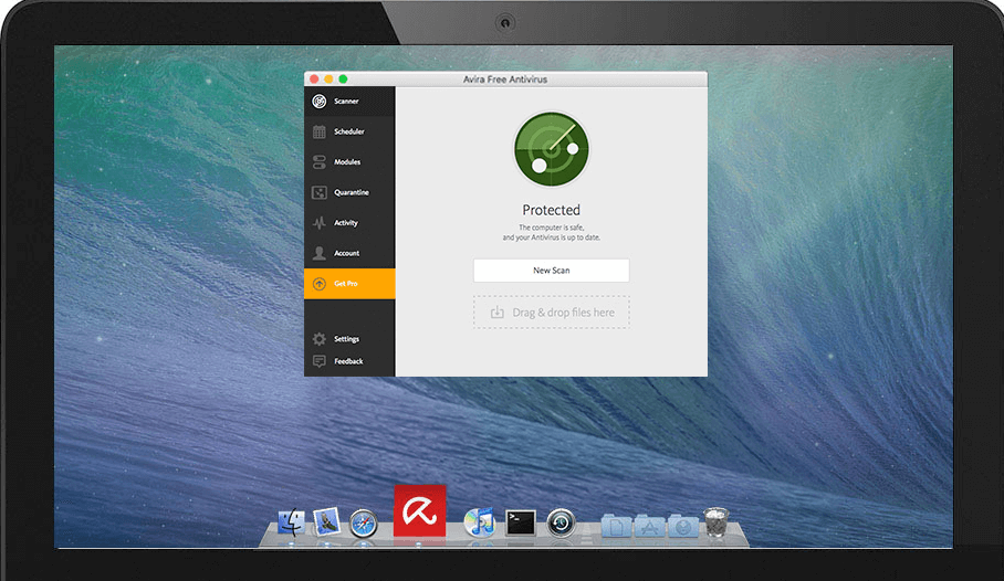 Avira Antivirus for Mac