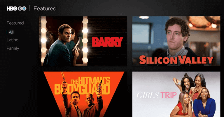HBO Go for Mac