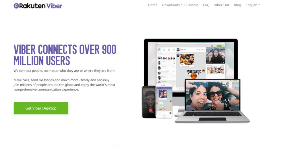 Viber for Mac Free Download | Mac Social Networking | Viber App