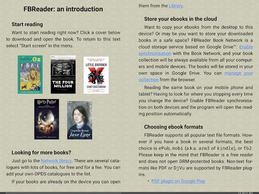 Book Reader for Mac