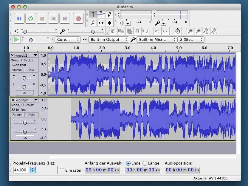 Free Download Audacity For Mac Os Xcleverbm