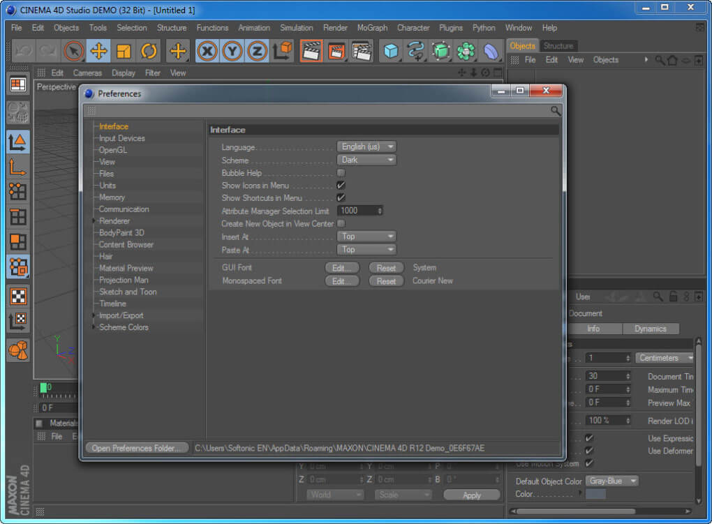 Cinema 4D for Mac Free Download | Mac Tools - Play Store Tips