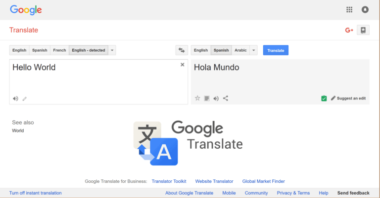 Google Translate For Mac Os
