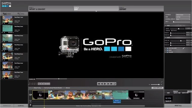 GoPro Studio for Mac