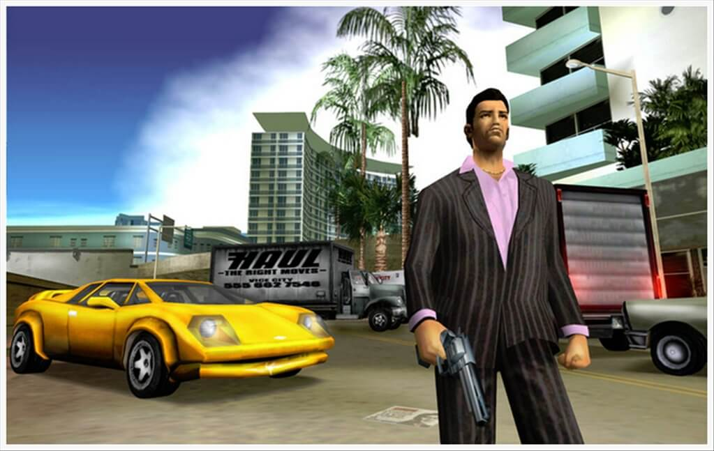 GTA Vice City for Mac