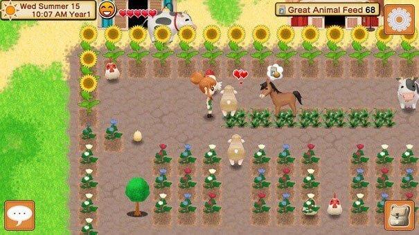 Harvest Moon for Mac