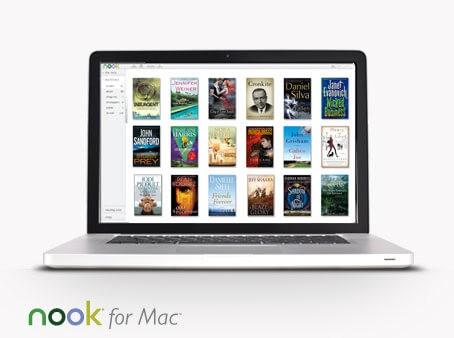 Nook for Mac