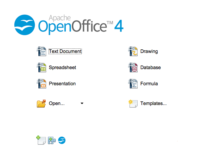 Apache OpenOffice for Mac