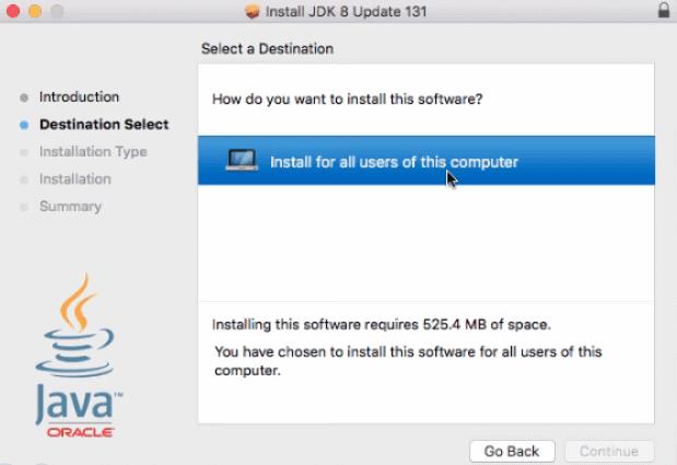 JDK for Mac
